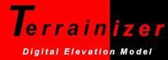 Digital Elevation Model - Terrainizer