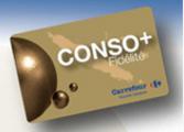 Carte Conso+