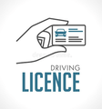 Driving Licence info