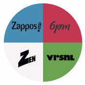 Zappos 6pm findzen vrsnl shops